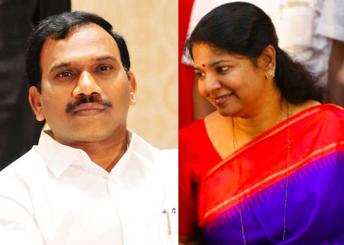 Kanimozhi and A. Raja