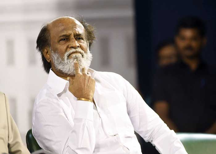Rajinikanth Coming to Politics