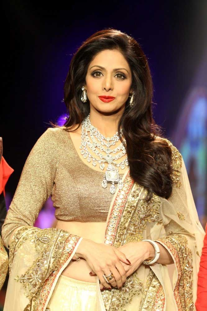 Latest Images of Actress Sridevi