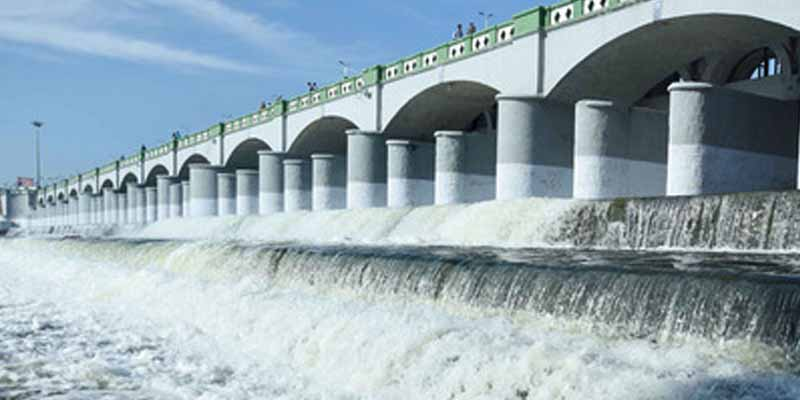 Cauvery River and its Dam